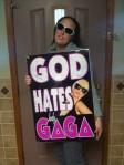 God hates gaga