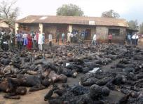 Christians burned alive by Islamists in Nigeria